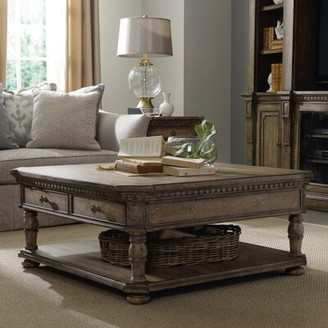 Hooker Furniture Sorella Coffee Table with Storage