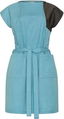 Bo Carter Elara Dress Aqua