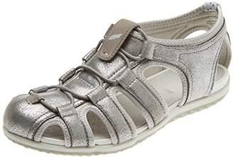 Geox Women's Vega D Open Toe Sandals