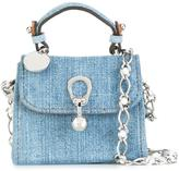 Ermanno Scervino denim crossbody bag - women - Cotton - One Size