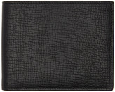 Jil Sander Black Leather Bifold Wallet