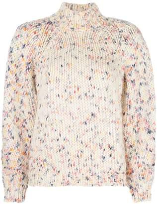 Ulla Johnson chunky-knit jumper