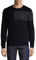 Farah Thornley Wool Sweater