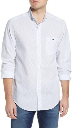 Vineyard Vines Tucker Classic Fit Long Sleeve Button-Down Shirt