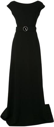 Saiid Kobeisy Off The Shoulder Evening Dress