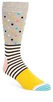 Happy Socks Men's Stripe & Dot Socks