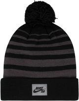 Nike Stripe Beanie- Boys One Size