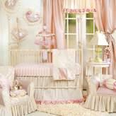 Glenna Jean Victoria 3 Piece Crib Bedding Set