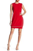 Ted Baker Burford Double Layer Embellished Short Dress
