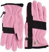 Carhartt Fleece Duck Gloves (For Women)