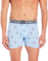 Psycho Bunny Printed Jersey Boxer Briefs