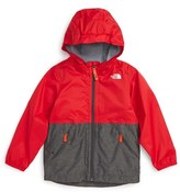 The North Face 'Warm Storm' Hooded Waterproof & Windproof Jacket (Toddler Boys & Little Boys)