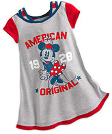 Disney Minnie Mouse Americana Nightshirt for Girls