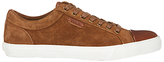 Polo Ralph Lauren Geffrey Suede Lace-up Trainers, Snuff