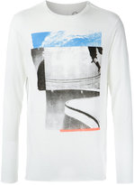 OSKLEN printed t-shirt - men - Cotton/Polyester - P