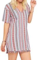 Tigerlily DRIFTWOOD SHORTSLEEVE DRESS