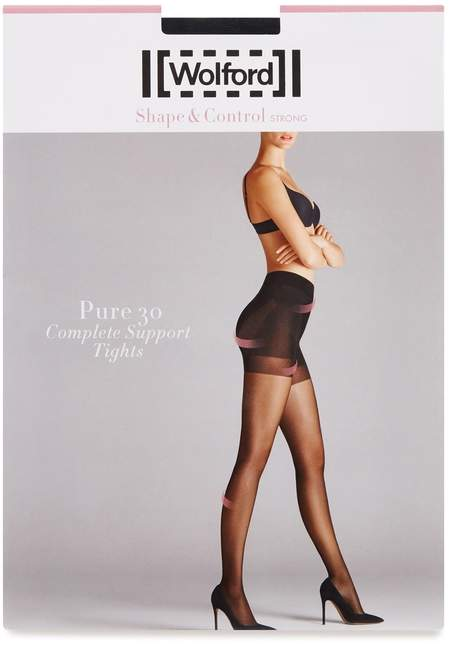4892410033c Reinforced Heel Hosiery - ShopStyle UK