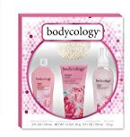 Bodycology Sweet Love Gift Set With Pouf by