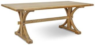 Calibre Furniture Bordeaux Dining Table 198cm
