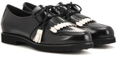 Tod's Fringed leather loafers