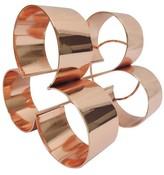 Modern by Dwell Magazine Copper Wine Rack