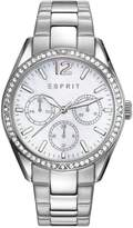 Esprit Women's 36mm Steel Bracelet & Case Quartz Mop Dial Watch Es108932001