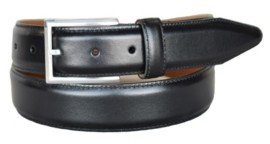 Lejon Men's Executive Full Grain Leather Dress Belt