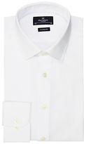 Hackett London Plain Poplin Shirt, White