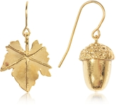 Aurelie Bidermann 18K Gold-Plated Barbizon Earrings