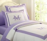 Pottery Barn Kids Classic Applique Duvet Cover