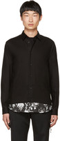 McQ by Alexander McQueen Black Shields Shirt