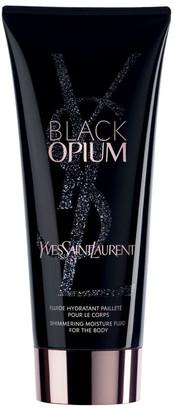 Saint Laurent Black Opium Shimmering Moisture Fluid for the Body