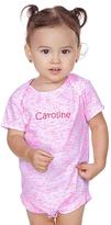 Princess Linens Pink Personalized Bodysuit - Infant