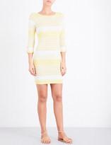 Melissa Odabash Maddie stretch-jersey mini dress