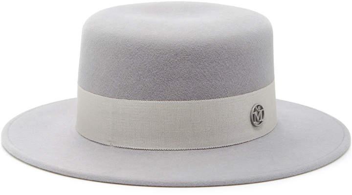Maison Michel Kiki Felt Hat