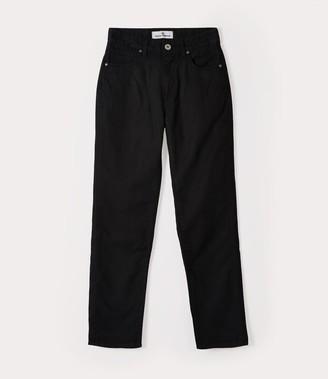 Vivienne Westwood W Harris Jeans Black