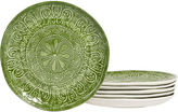 Tabletops Unlimited Tabletops Gallery Set of 6 Round Salad Plates