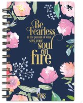 Mary Square 20163 Floral Scripture Agenda Journal