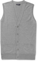 Thom Sweeney - Slim-Fit Wool Vest