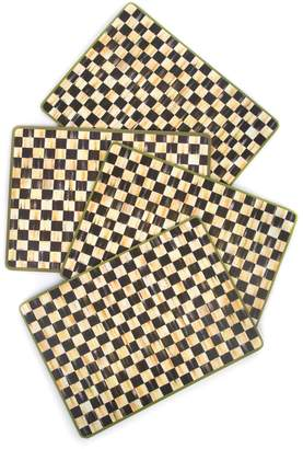 Mackenzie Childs Courtly Check Placemats (Set of 4)