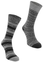 Soul Cal 2x SoulCal Mens Bt Socks Formal Ankle Pairs Accessories