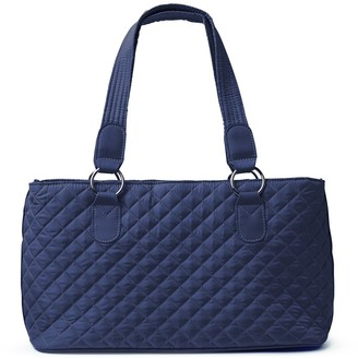 Donna Sharp Wanderlust Regan Quilted Satchel