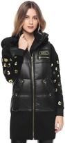 Juicy Couture Hooded Puffer Vest