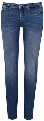 Emporio Armani Mw Skinny Jean