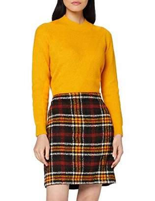 Taifun Women's 410033-11378 Skirt,(Size: 40)