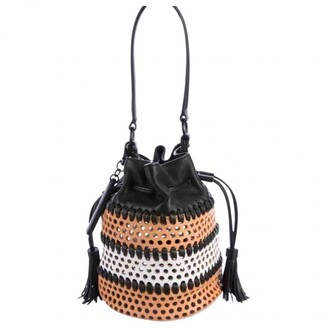 Loeffler Randall Black Leather Handbags