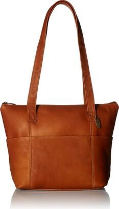 David King & Co. Top Zip Shopping Tote 543