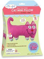 My Studio GirlTM Sew-Your-Own Cat Mini Pillow