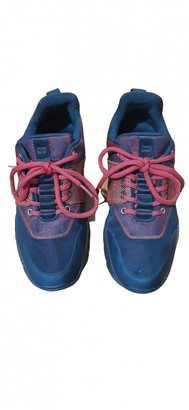 Christian Dior B22 Red Rubber Trainers