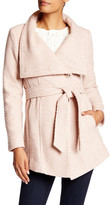 Jessica Simpson Belted Wrap Coat